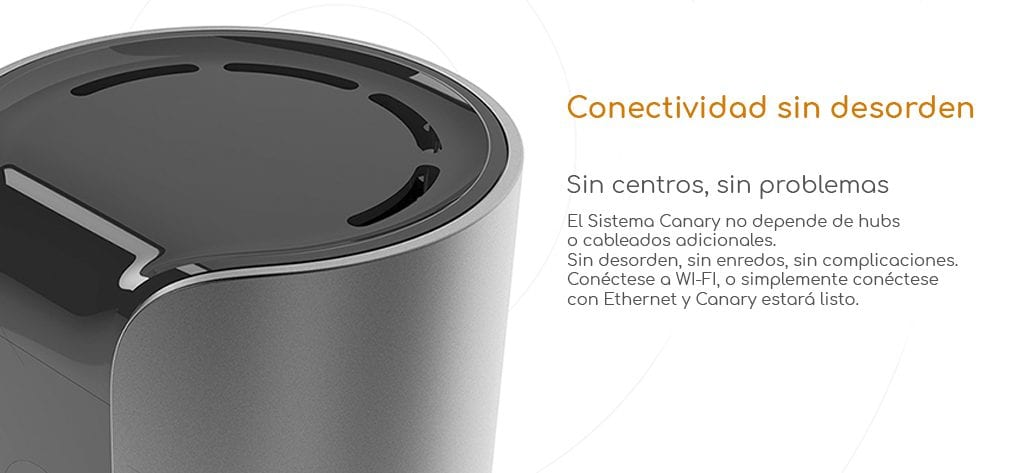 Sistema de Seguridad Canary CAN 100 UKWT, domotica 2019, dispositivo de Seguridad Canary CAN 100 UKWT, Dispositvo de seguridad Canary