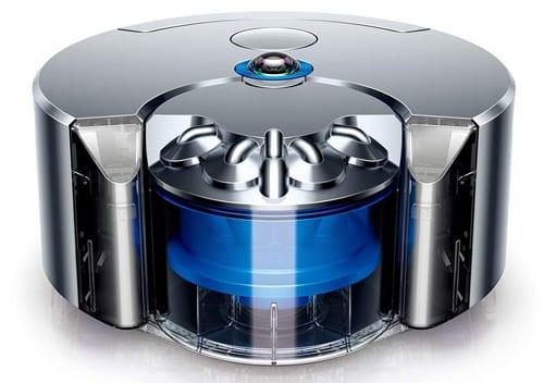 Robot Inteligente iRobot Roomba 960, robot inteligente, roomba 960, roomba 980, roomba690, domótica, reseña 2019 roomba 960, Dyson 360 Eye , reseña 2019 Dyson 360 Eye, Aspiradora Inteligente Dyson 360 Eye, características Aspiradora Inteligente Dyson 360 Eye, domotica, store domotica