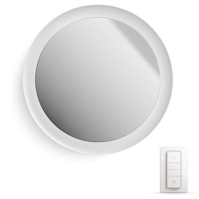 Philips Hue Adore, espejo inteligente philips, domotica iluminacion, domoticas store, philips hue adore 2019, lamparas de baño inteligente