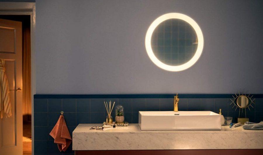 Philips Hue Adore | Espejo Iluminado LED Inteligente