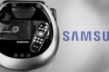 Análisis Robot Aspiradora Samsung Powerbot R7070