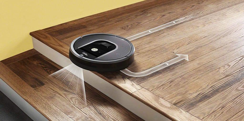 Robot Inteligente iRobot Roomba 960, robot inteligente, roomba 960, roomba 980, roomba690, domótica, reseña 2019 roomba 960