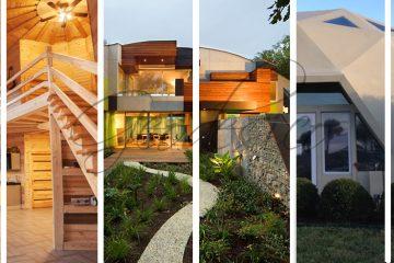 Casa Domo Geodésico, Características y Eficiencia