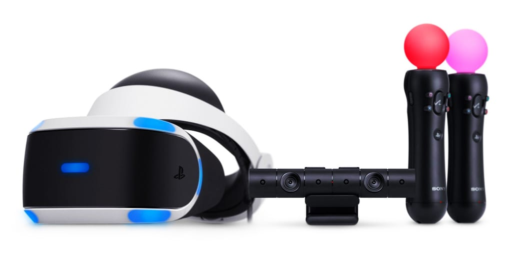 Reseña Lente Realidad Virtual PlayStation VR