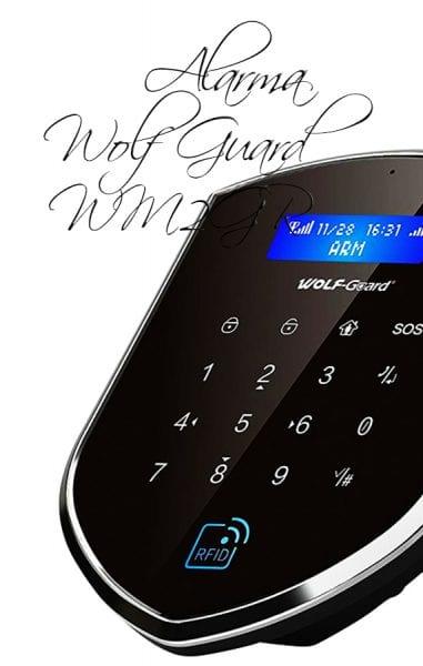 ???? SISTEMA de ALARMA INTELIGENTE Wolf-Guard WM2GR 2019