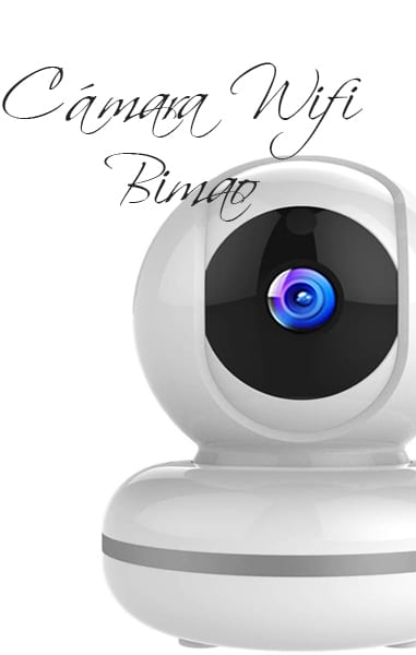 ▷ CAMARA de VIGILANCIA WiFi MIBAO 2020 | Protege a tu Bebé