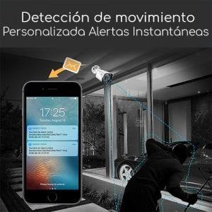 Sistema de Alarma Inteligente sannce, kit seguridad sannce, sannce, alarmas wolf ward 2, domoticas.store, sistemá domotico de seguridad, seguridad domótica 2019
