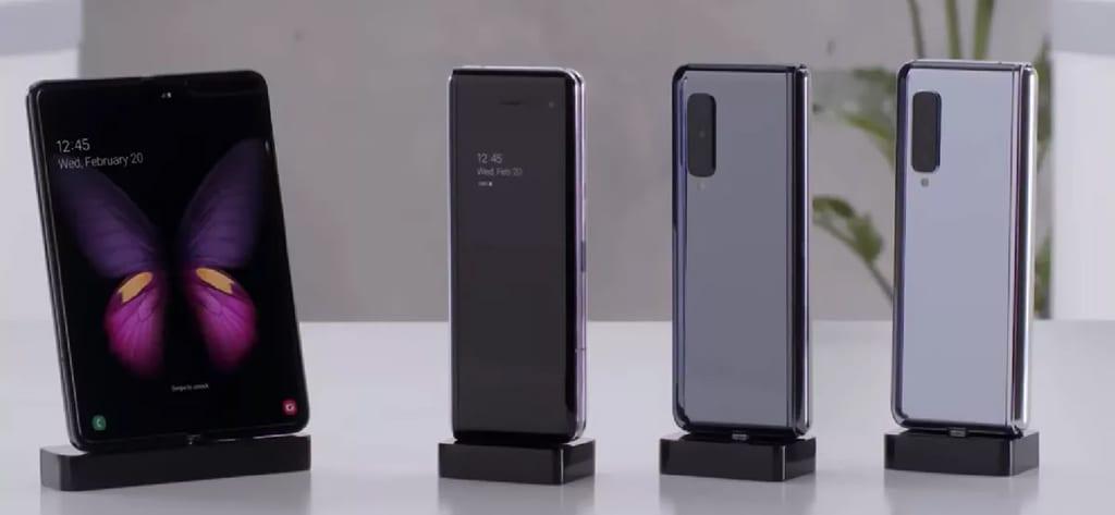 Reseña del Samsung Galaxy Fold, Galaxy Fold 2019, precio Samsung Galaxy Fold, lanzamiento Samsung Galaxy Fold, pros y contras Samsung Galaxy Fold, problemas con el Samsung Galaxy Fold, lo nuevo de samsung, domoticas store