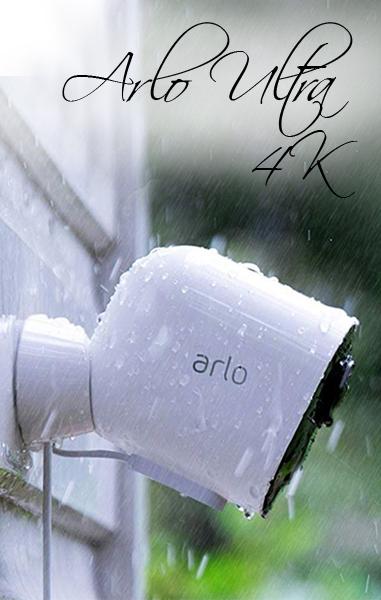 ▷ CAMARA de SEGURIDAD ARLO ULTRA 4K | La Revolución 2020 UHD