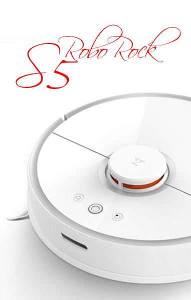 ▷ ROBOROCK S5 ✅La Aspiradora Robot Inteligente para Tu Hogar 2020
