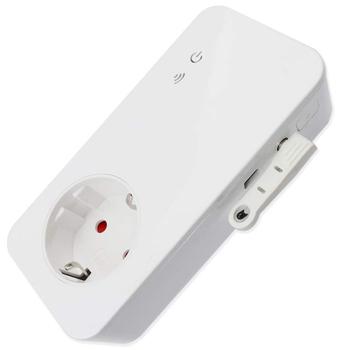 enchufe inteligente, alexa, enchufes con usb, domotica store, interruptores inteligentes, tp link hs 100, teckin, como funciona un enchufe, regleta inteilgente