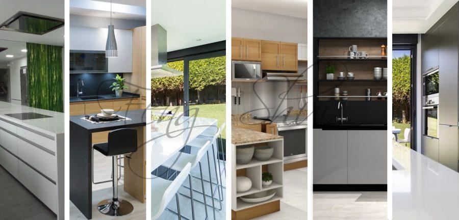 armonizar el ambiente, mejorar el feng shui, feng shui en la cocina, feng shui diseño, feng shui desing kichen, arquitectura feng shui, Cooking Islands