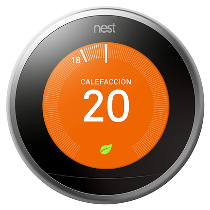 termostato wifi, termostato digital, termostato calefaccion, termostato digital calefaccion, termostato honeywell, termostato inteligente, honeywell termostato wifi, termostato inalambrico Honeywell, domóticas store, nest learning, nest generation 3, ecobee5, ecobee4, nonato