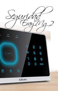 kit alarma hogar wifi, sistema de alarmas para casas, alarma virtual, kit alarma hogar, alarma laptop, alarmas inteligentes, eray domótica, kit seguridad eray, eray mg2