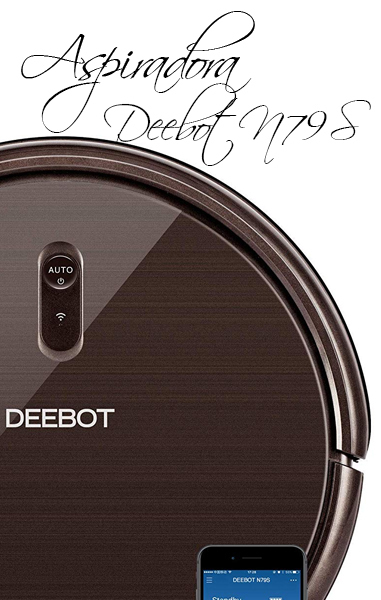 ???? Aspiradora Robotizada DEEBOT N79S Ecovacs | Análisis 2020