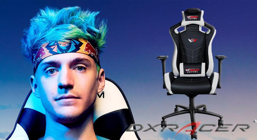 sillas de oficina comodas, mejores sillas gamer, Silla gamer Ninja, silla de oficina gamer, silla gamer, silla gamer barata, silla gamer good game,