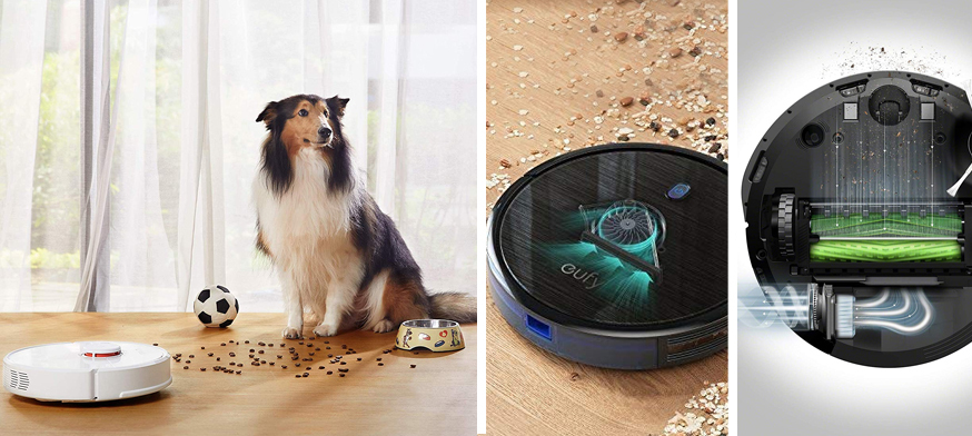 Mejores Robot Aspiradores, bacuum, aspirador domotico, robot limpiador