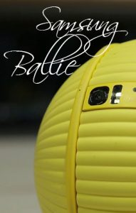 Robot Samsung Ballie
