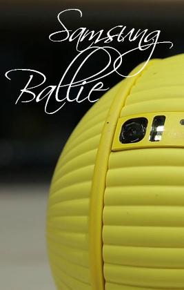 ▷ Conoce el SAMSUNG BALLIE Nuevo Robot Mini BB-8 de la Vida Real