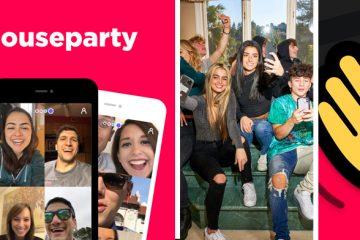 HouseParty app, House Party app, descargar HouseParty app, download HouseParty app