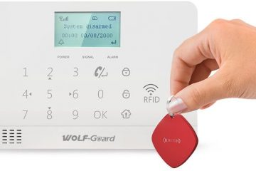 🥇 Sistema de Seguridad MR1-JD WOLF GUARD