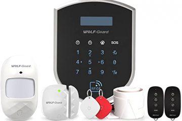 🥇 Sistema de Seguridad Wifi WOLF GUARD