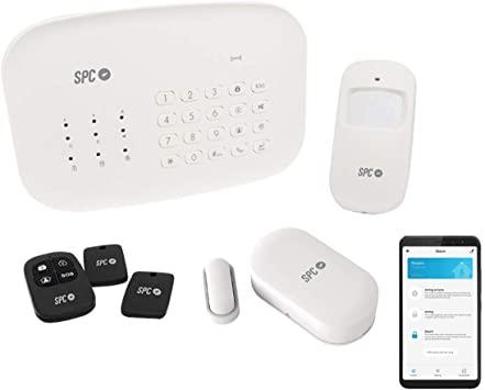 🥇 Sistema de Seguridad SPC