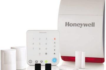 🥇 Sistema de Seguridad Honeywell
