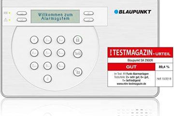 🥇 Sistema de Seguridad SA2900R Blaupunkt
