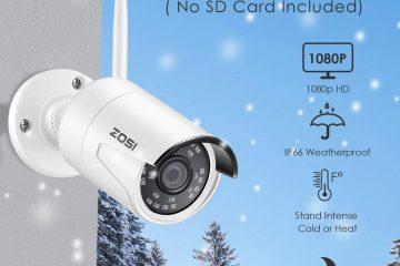 🥇 Sistema de Seguridad 1080P ZOSI