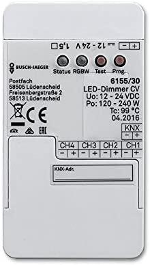 Unidad Control Iluminación Domótica KNX Busch-Jaeger