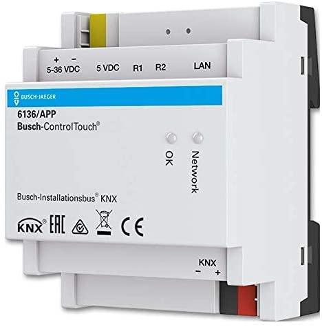 Interfaz de datos USB para dom贸tica KNX Busch-Jaeger
