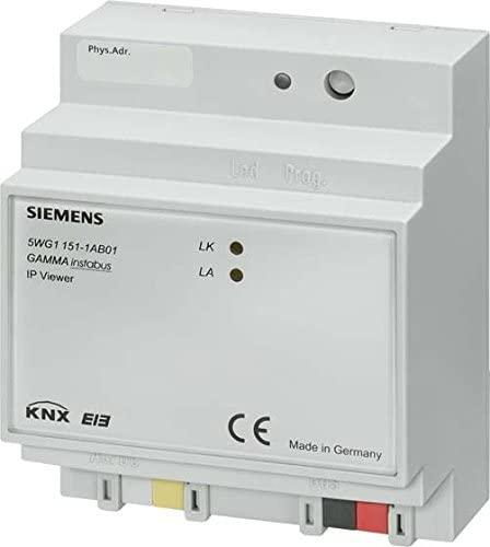 Interfaz IP para dom贸tica KNX Siemens