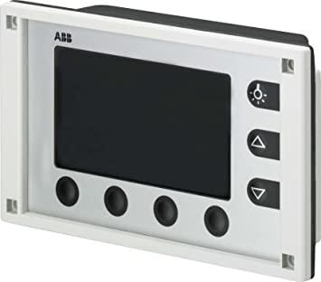 Panel de mando Domótica KNX ABB
