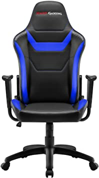 🥇 Silla Gaming Mars Gaming Azul