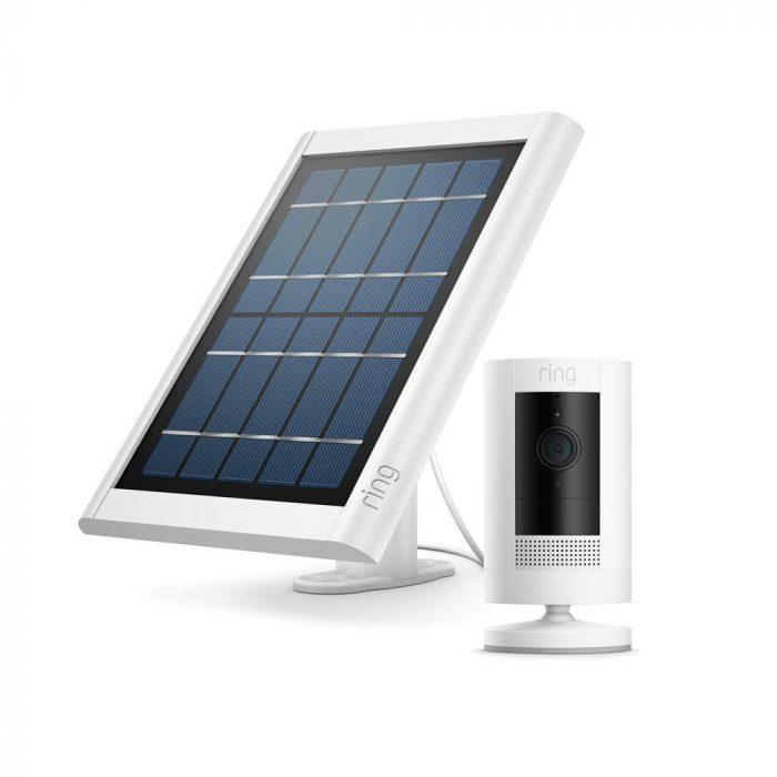 Panel solar Ring, Solar Cámara Ring Spotlight